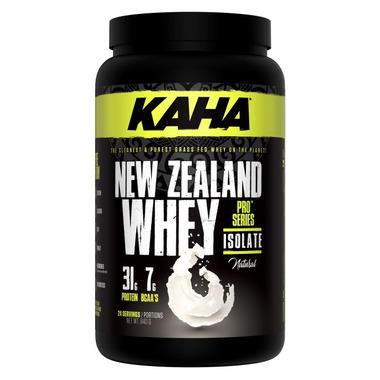 Ergogenics Nutrition Kaha NZ Whey Isolate Natural