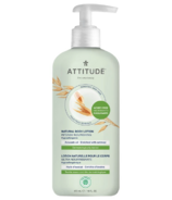 ATTITUDE Sensitive Skin Body Lotion Nourish & Shine Avocado