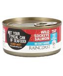 Raincoast Trading Wild Sockeye Salmon Salt Free