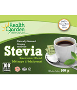 Health Garden Stevia Sweetener Blend Packets