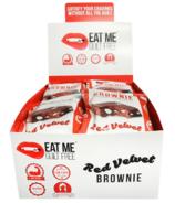 Eat Me Eat Protein Brownie Red Velvet