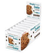 Simply Protein Cookie Chocolate Chip Case