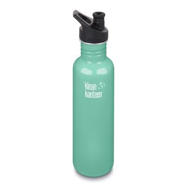 Klean Kanteen Classic Bottle with Sport Cap 3.0 Sea Crest
