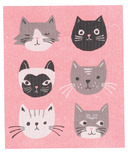Now Designs Ecologie Swedish Dishcloth Cats Meow