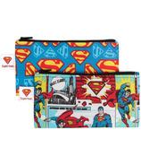 Bumkins DC Comics Snack Bags Small Superman