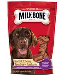 Milk-Bone Soft & Chewy Beef Steak Flavour Dog Treats
