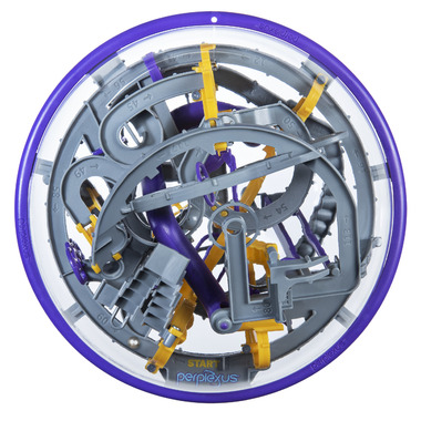 Spin Master Games Perplexus Epic 3D Maze Game with 125 Obstacles