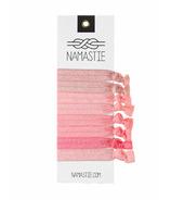 Lualoha Namasties Pink Lady Hair Tie