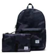 Herschel Supply Settlement Sprout Backpack Night Camo with Changing Mat