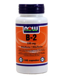 NOW Foods Vitamin B-2 Riboflavin