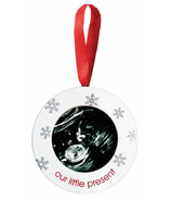 Pearhead Sonogram Ornament