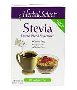 Sachets de mélange d'extraits de Stevia Herbal Select