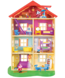 Peppa Pig Peppa's Lights and Sounds Family Home Playset