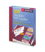 Smead Straight-Line Viewables Labeling System Refill Kit