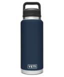 YETI Rambler Bottle Chug Navy