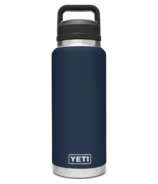 YETI Rambler Bottle Chug Navy