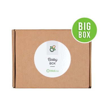 Well.ca BIG Baby Box