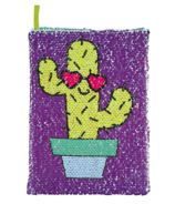 Fashion Angels Magic Sequins Cactus & Can't Touch Journal