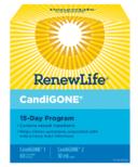 Renew Life CandiGONE 15 Day Program 1 Kit