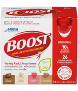BOOST Original Variety Meal Replacement Drink