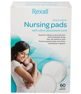 Rexall Disposable Nursing Pads