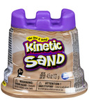 The One & Only Kinetic Sand Single Container Brown
