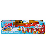 Silly Sausage Interactive Game with Sound and Button