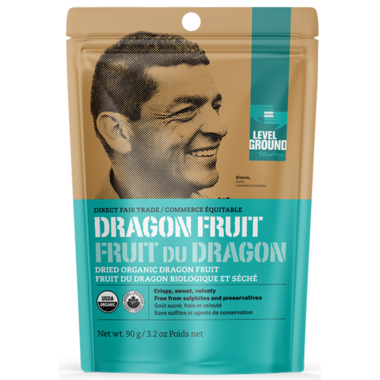 Level Ground Organic Dried Dragon Fruit