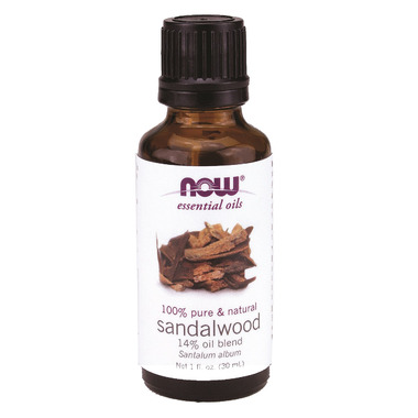 NOW Essential Oils Sandalwood Oil Blend