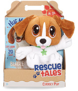 Rescue Tales Cuddly Pup Beagle