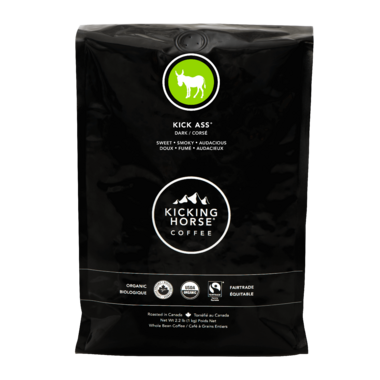 Kicking Horse Coffee Kick Ass Bulk Whole Bean