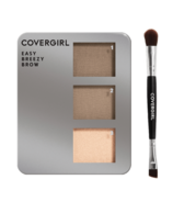 CoverGirl Easy Breezy Brow Powder Kit Soft Blonde