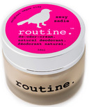 Routine De-Odor-Cream Natural Deodorant in Sexy Sadie Scent