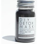 Honey Belle DIY Detox Mask Charcoal Cardamom
