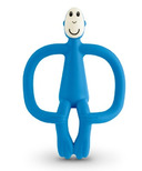 Matchstick Monkey Teething Toy Blue