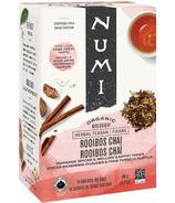 Thé biologique Numi tisane rooibos chai