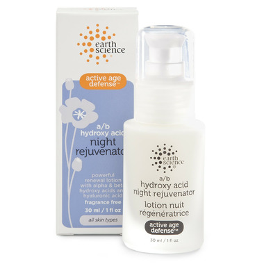Earth Science Active Age A/B Hydroxy Night Rejuvenator