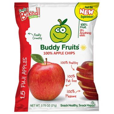 Buddy Fruits 100% Fuji Apple Chips