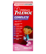 Tylenol Junior Strength Complete Cold, Cough & Fever Liquid