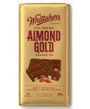 Whittaker's Almond Gold Chocolate