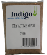 Indigo Natural Foods Active Dry Yeast