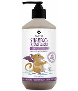 Alaffia Baby & Kid's Shea Shampoo & Body Wash Lemon Lavender