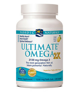 Nordic Naturals Ultimate Omega 2X Ultra Concentrated Fish Oil