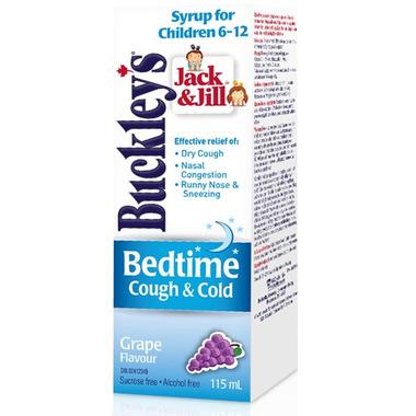 Buckley\'s Jack & Jill Bedtime Cough & Cold