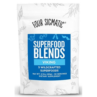 Four Sigmatic Viking Blend