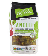 GoGo Quinoa Organic Anelli Rice & Quinoa with Vegetables & Turmeric