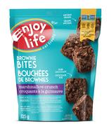 Enjoy Life Brownie Bites Marshmallow Crunch