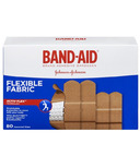 Band-Aid Flexible Fabric Value Pack