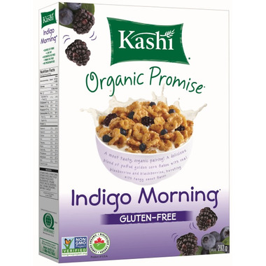 Kashi Organic Promise Indigo Morning Cereal
