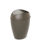 Umbra Twirla Wastebasket Grey